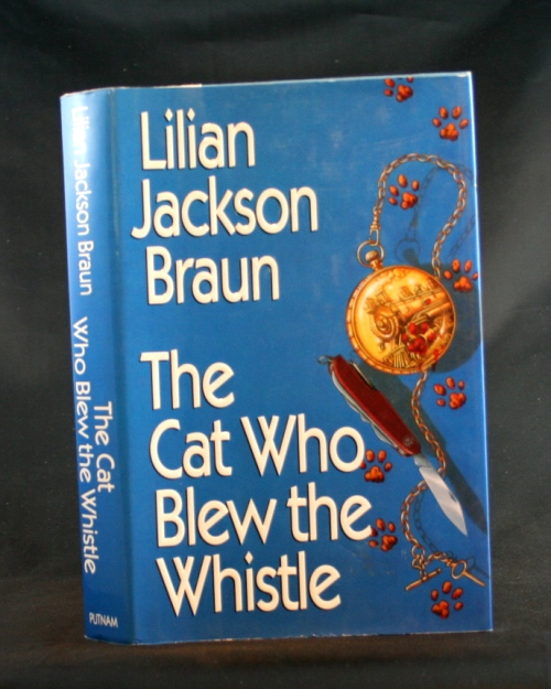 Image for The Cat Who Blew the Whistle