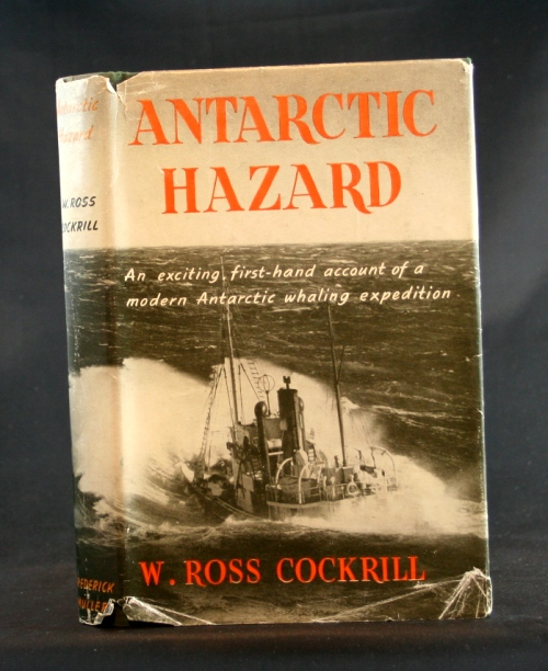 Image for Antarctic Hazard
