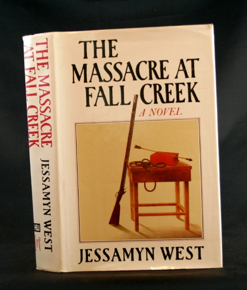 Image for The Massacre at Fall Creek: A Novel