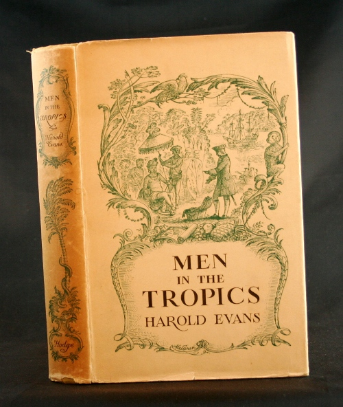 Image for Men in the Tropics: A Colonial Anthology