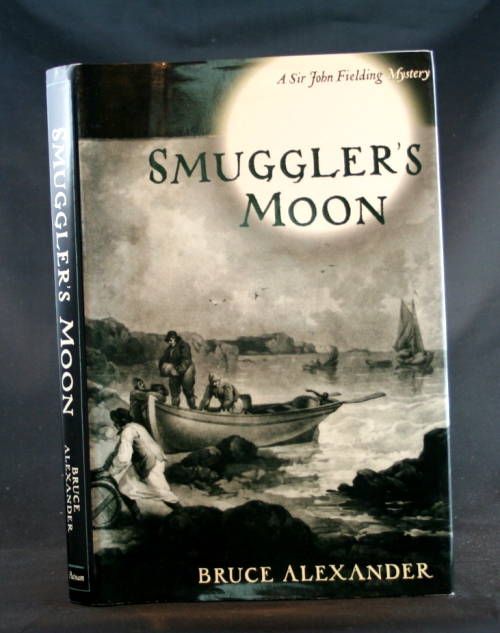 Image for Smuggler's Moon: A Sir John Fielding Mystery