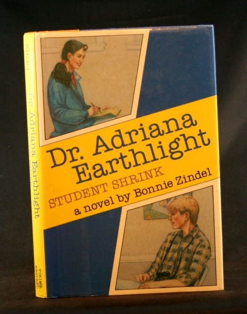 Image for Dr. Adriana Earthlight, Student Shrink