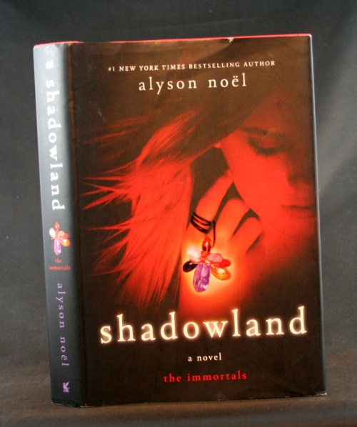 Image for Shadowland: The Immortals