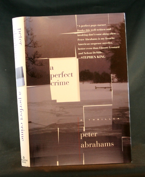Image for A Perfect Crime: A Thriller