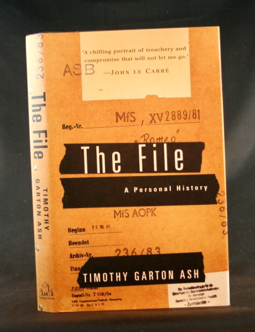 Image for The File: A Personal History