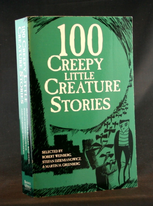 Image for 100 Creepy Little Creature Stories