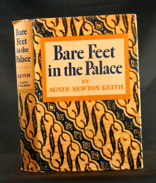 Image for Bare Feet in the Palace
