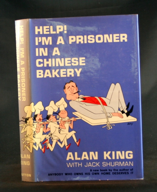 Image for Help! I'm a Prisoner in a Chinese Bakery