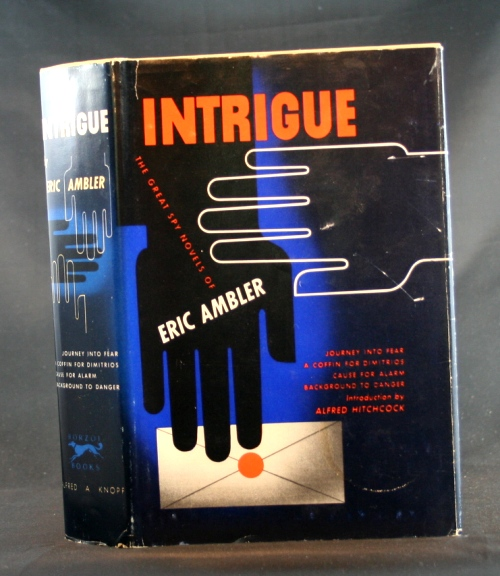 Image for Intrigue: The Great Spy Novels of Eric Ambler
