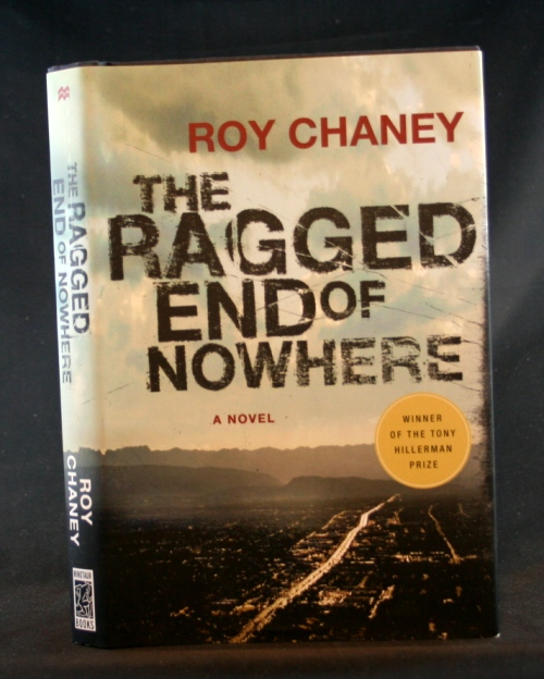 Image for The Ragged End of Nowhere: A Novel
