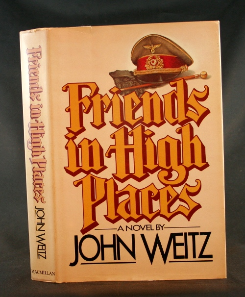 Image for Friends in High Places: A Novel