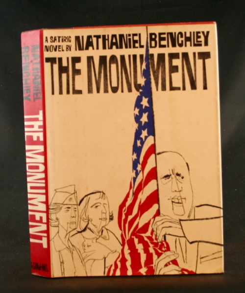Image for The Monument: A Satiric Novel