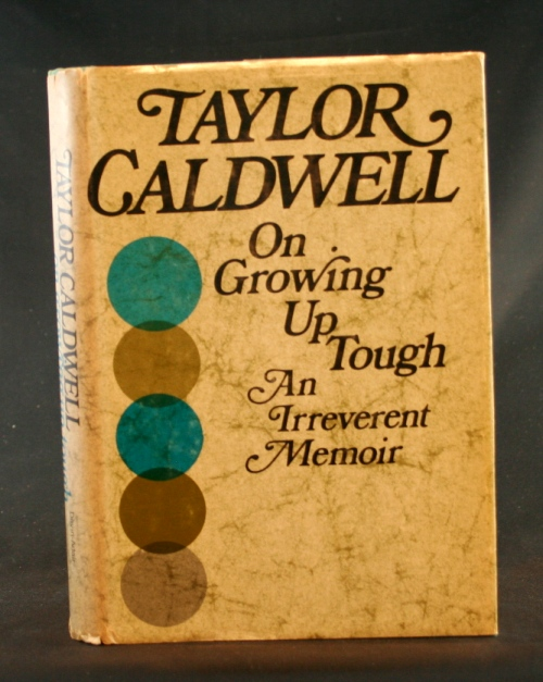 Image for On Growing Up Tough: An Irreverent Memoir