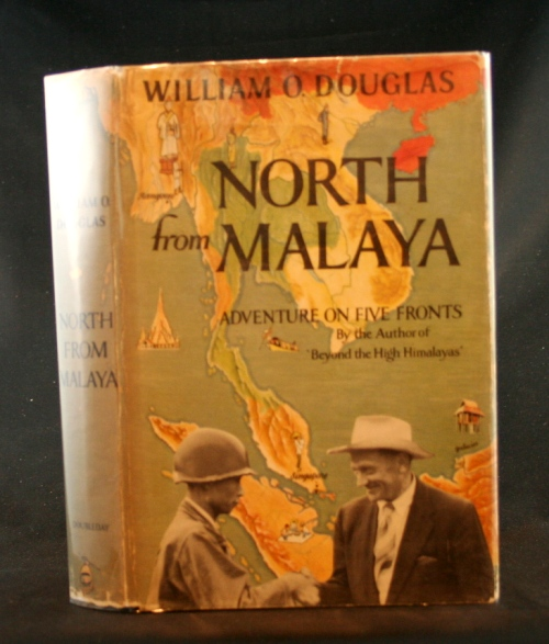 Image for North from Malaya: Adventure on Five Fronts