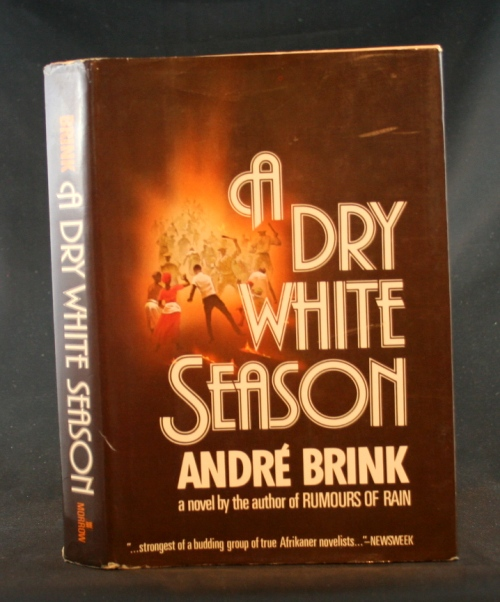 Image for A Dry White Season