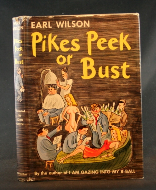 Image for Pikes Peek or Bust