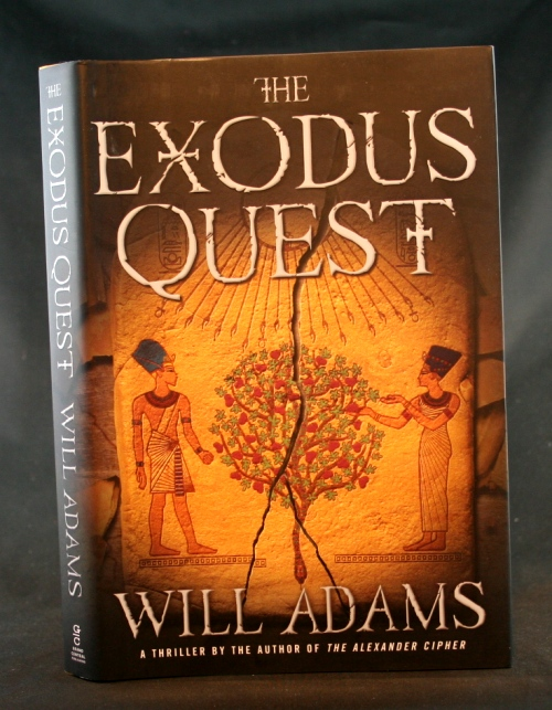 Image for The Exodus Quest: A Thriller
