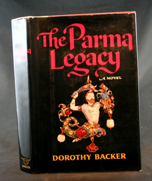 Image for The Parma Legacy: A Novel