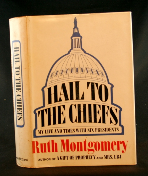 Image for Hail to the Chiefs: My Life and Times with Six Presidents
