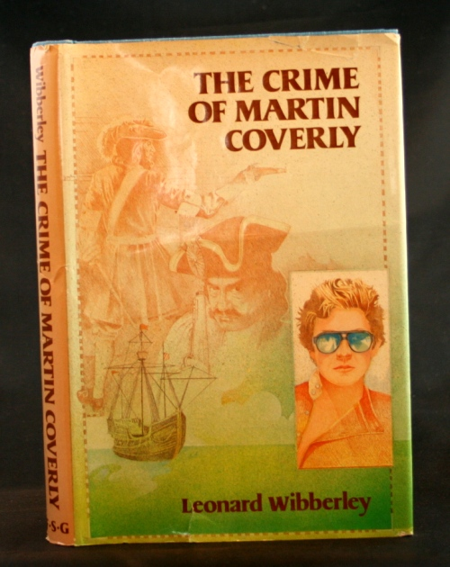 Image for The Crime of Martin Coverly