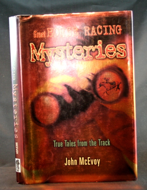 Image for Great Horse Racing Mysteries: True Tales from the Track