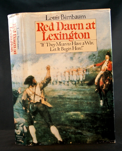 Image for Red Dawn at Lexington