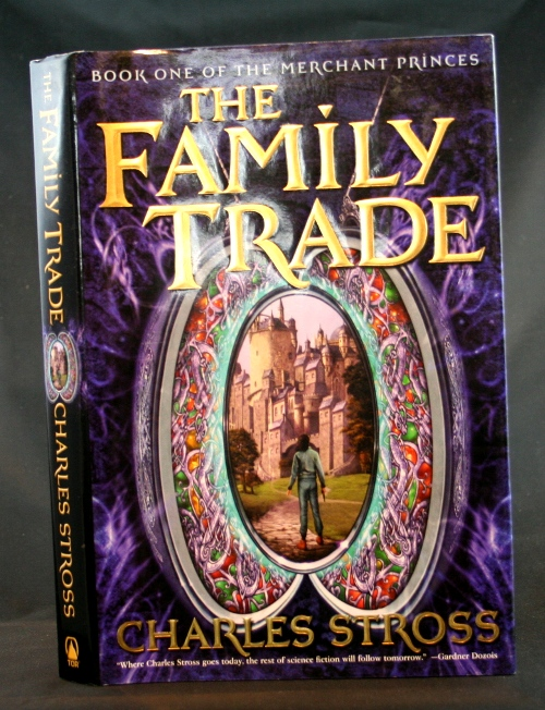 Image for The Family Trade: Book One of The Merchant Princes