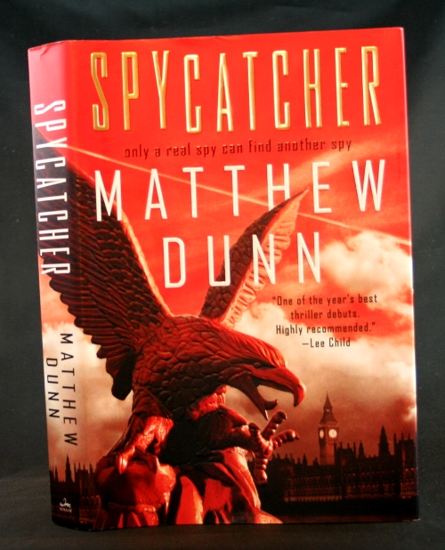 Image for Spycatcher