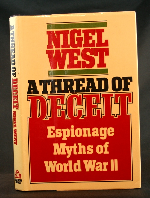 Image for A Thread of Deceit: Espionage Myths of World War II