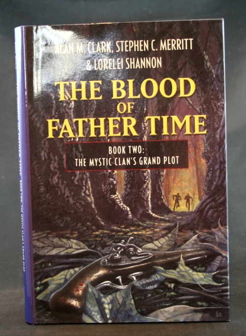 Image for The Blood of Father Time, Book Two: The Mystic Clan's Grand Plot