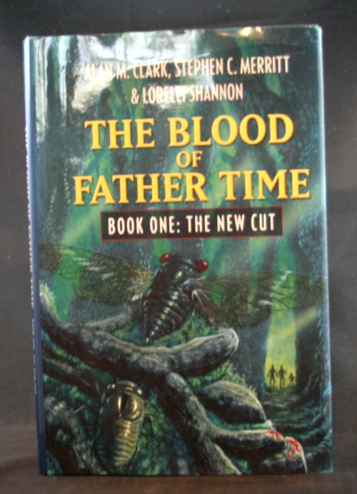 Image for The Blood of Father Time, Book One: The New Cut