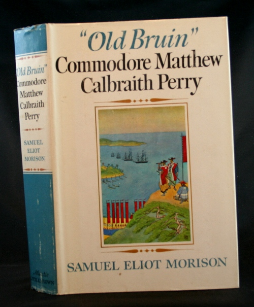 "Image for ""Old Bruin"" Commodore Matthew Calbraith Perry"
