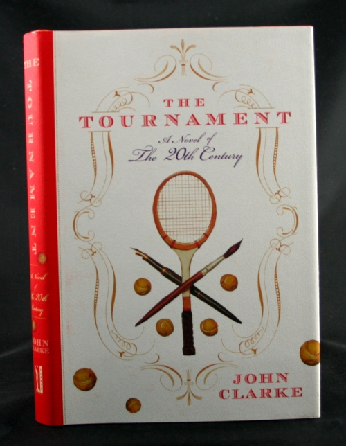 Image for The Tournament: A Novel of the 20th Century