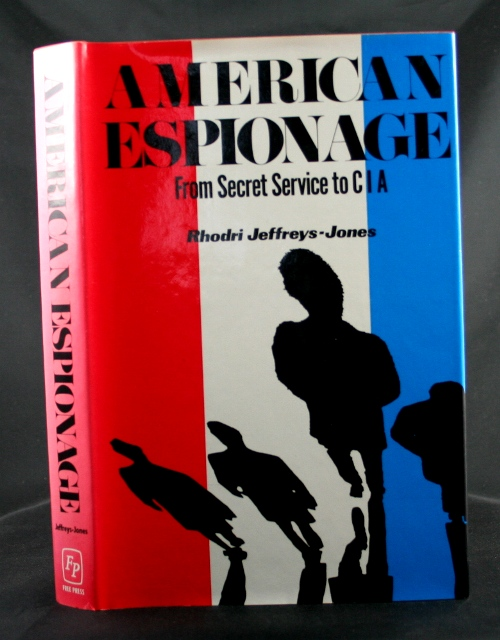 Image for American Espionage: From Secret Service to CIA