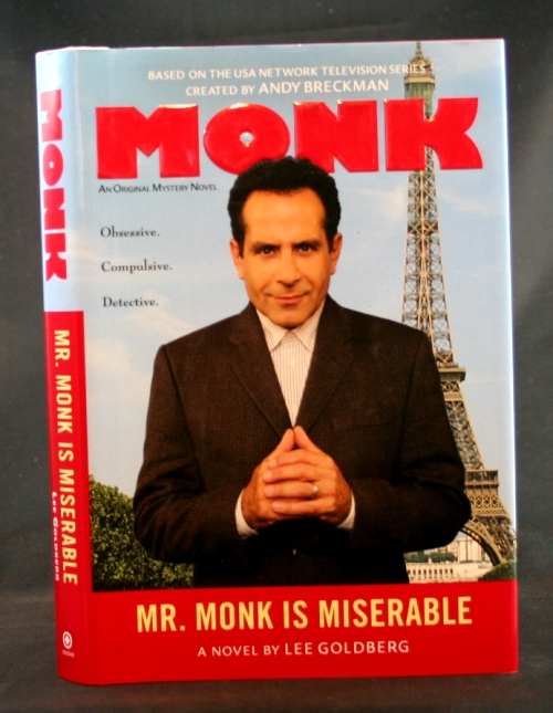 Image for Mr. Monk is Miserable