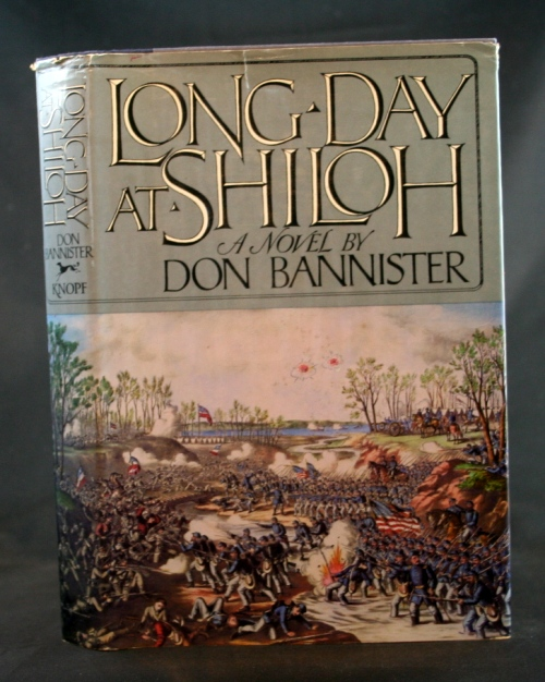 Image for Long Day at Shiloh: A Novel