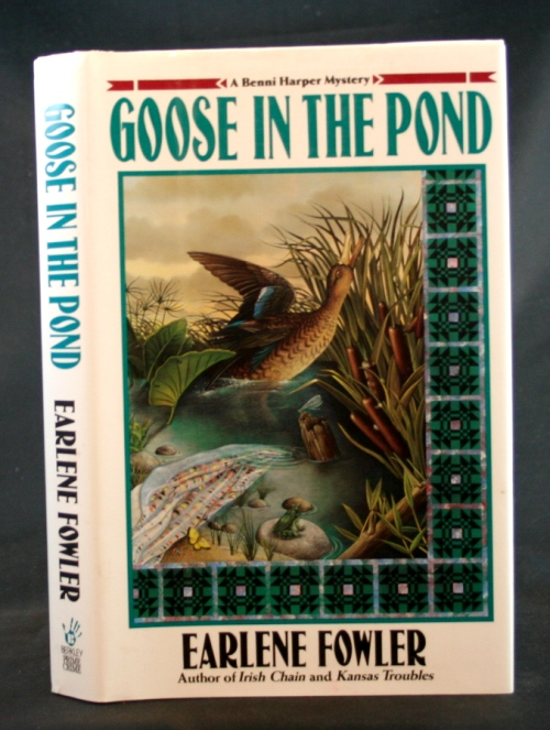 Image for Goose in the Pond: A Benni Harper Mystery