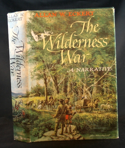 Image for The Wilderness War: A Narrative