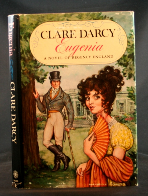 Image for Eugenia: A Novel of Regency England