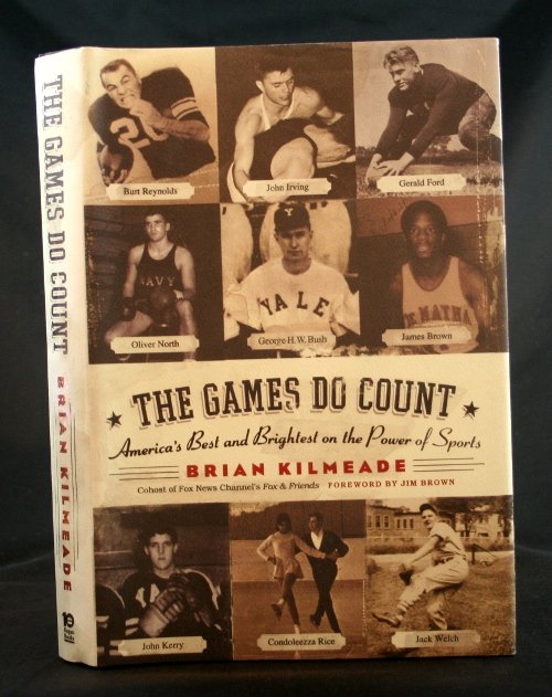 Image for The Games Do Count: America's Best and Brightest on the Power of Sports