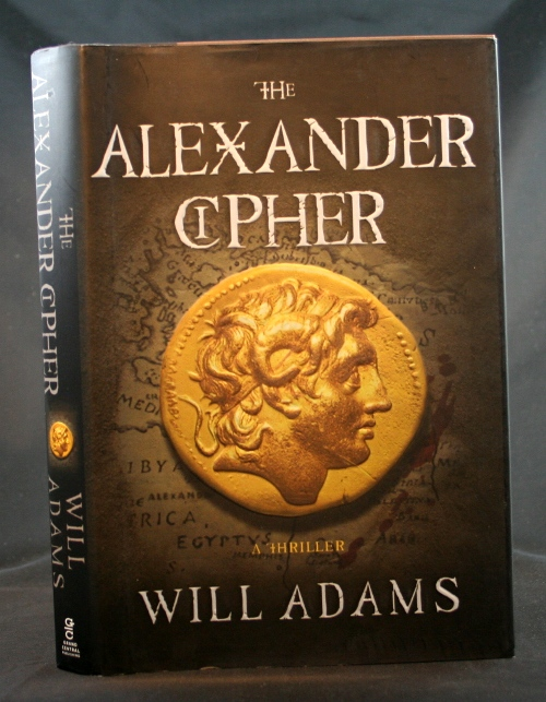 Image for The Alexander Cipher: A Thriller