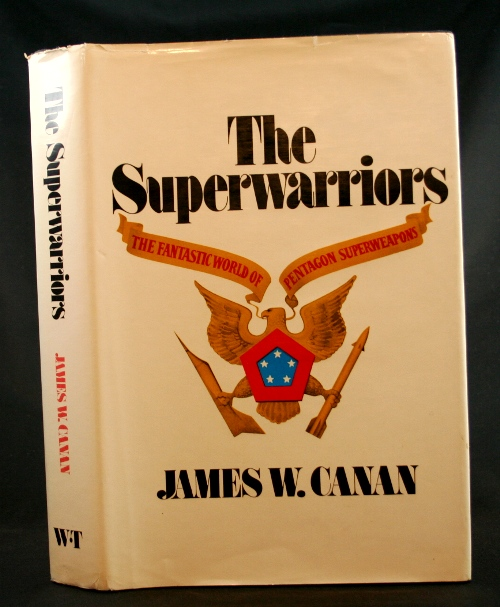 Image for The Superwarriors: The Fantastic World of Pentagon Superweapons