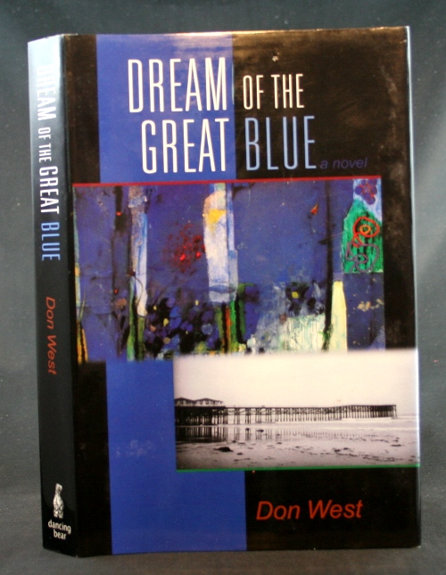 Image for Dream of the Great Blue: A Novel