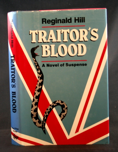 Image for Traitor's Blood: A Novel of Suspense