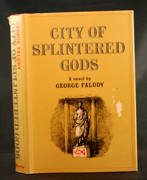 Image for City of Splintered Gods: A Novel