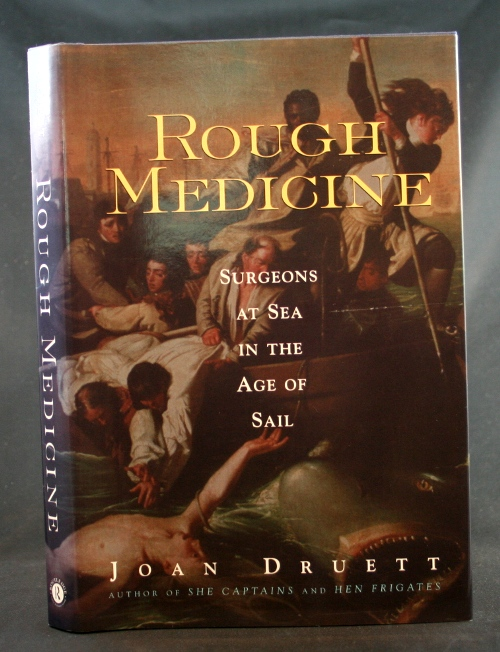 Image for Rough Medicine: Surgeons at Sea in the Age of Sail