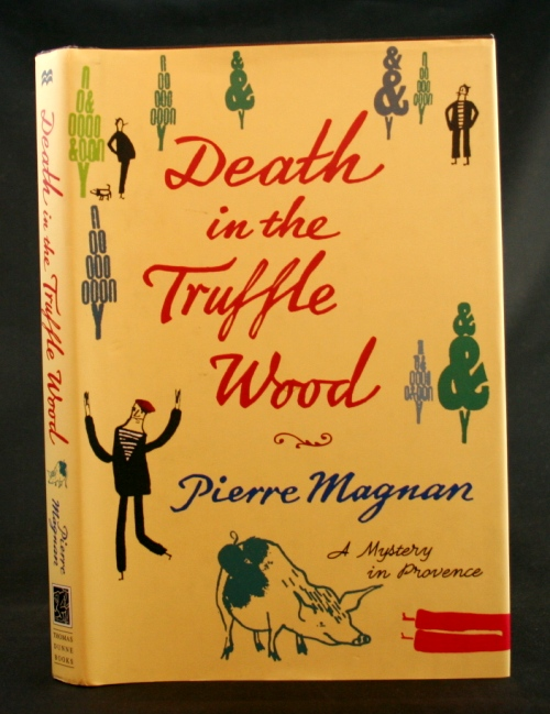 Image for Death in the Truffle Wood: A Mystery in Provence