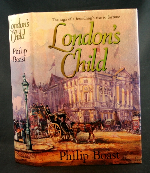 Image for London's Child: The saga of a foundling's rise to fortune