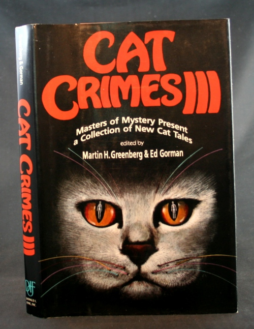 Image for Cat Crimes III: Masters of Mystery Present a Collection of New Cat Tales