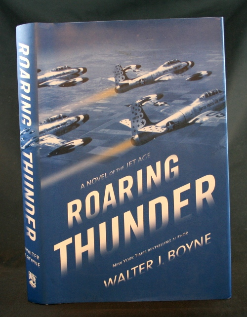 Image for Roaring Thunder: A Novel of the Jet Age